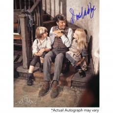 "Dick Van Dyke Autographed 11"" x 14"" Chitty Chitty Bang Bang with Kids Photograph - Beckett COA"