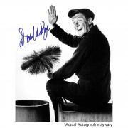 "Dick Van Dyke Autographed 11"" x 14"" Mary Poppins Waving Photograph - Beckett COA"