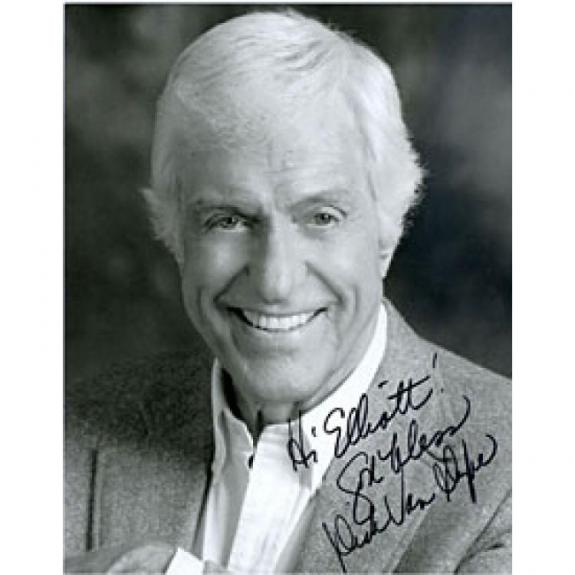 Dick Van Dyke Autographed 8x10 Photo