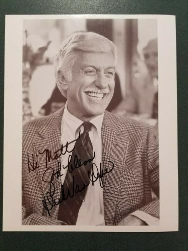 Dick Van Dyke autographed Photograph(pose 2) - JSA COA