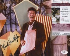 Dick Van Dyke Color Signed Autographed Photo Mary Poppins Jsa Coa