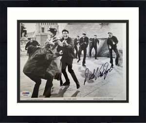 DICK VAN DYKE Hand Signed Original 1963-64 Mary Poppins 8x10 Photo PSA/DNA COA