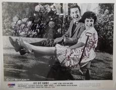 DICK VAN DYKE & JANET LEIGH Hand Signed Bye Bye Birdie 8x10 Photo PSA/DNA COA
