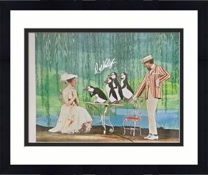 DICK VAN DYKE MARY POPPINS SIGNED 16x20 CANVAS AUTOGRAPHED BAS BECKETT COA AUTO