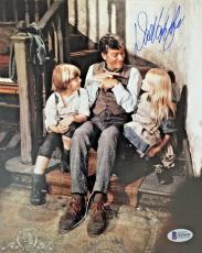 DICK VAN DYKE Signed 8x10 Photo Chitty Bang Bang MARY POPPINS BAS COA Autograph