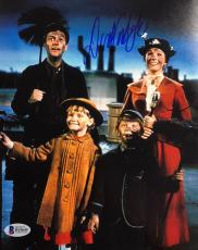 DICK VAN DYKE Signed 8x10 Photo MARY POPPINS BAS COA Autograph The DVD Show G