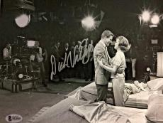 DICK VAN DYKE Signed 8x10 Photo Mary Tyler Moore Beckett BAS COA The DVD Show