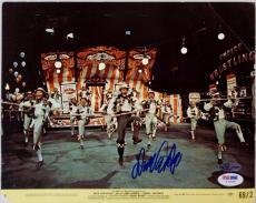 Dick Van Dyke Signed Chitty Chitty Bang Bang 8x10 Lobby Card PSA Y10500 Auto