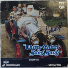 Dick Van Dyke Signed Chitty Chitty Bang Bang Autographed Laser Disc PSA/DNA