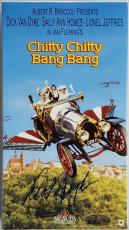 Dick Van Dyke Signed Chitty Chitty Bang Bang VHS Cover PSA/DNA Z15499 Auto