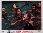 Autographed LaDainian Tomlinson Photograph - Dick Van Dyke Lt Robin Crusoe U S N 11x14 PSA Y10481