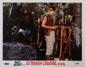 Autographed LaDainian Tomlinson Photograph - Dick Van Dyke Lt Robin Crusoe U S N 11x14 PSA Y10482
