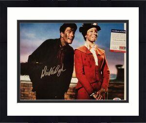 Dick Van Dyke signed Mary Poppins 11x14 Photo #3 Autograph ~ PSA/DNA COA