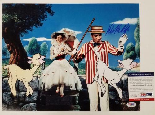 Dick Van Dyke signed Mary Poppins 11x14 Photo #5 Autograph ~ PSA/DNA COA