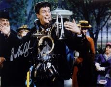 Dick Van Dyke Signed Mary Poppins 11x14 Photo PSA Auto Autograph Y10473