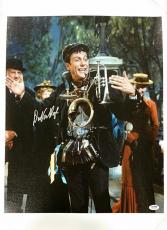 DICK VAN DYKE Signed Mary Poppins 16x20 Canvas Photo #2 BERT Auto~ PSA/DNA COA