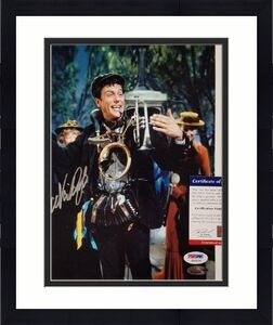 Dick Van Dyke signed Mary Poppins 8x10 Photo #2 Autograph ~ PSA COA