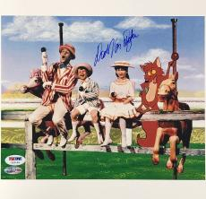 Dick Van Dyke Signed Mary Poppins 8x10 Photo Photograph PSA  Autograh