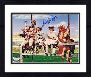 Dick Van Dyke Signed Mary Poppins 8x10 Photo Photograph PSA  Autograh
