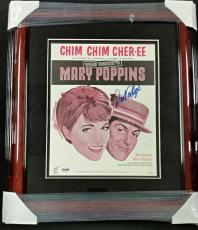 DICK VAN DYKE Signed ORIGINAL SONG BOOK 8.5x11 MARY POPPINS Auto PSA/DNA# Y10521