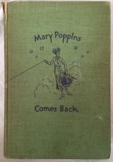 DICK VAN DYKE Signed Vintage 1935 ((c)) MARY POPPINS Hardcover Book PSA/DNA COA