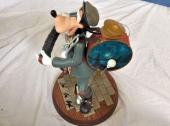 DICK VAN DYKE Signed Walt Disney's MARY POPPINS Goofy Statue Bert PSA/DNA COA