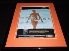 Die Another Day 2004 Framed 11x14 ORIGINAL Advertisement Halle Berry
