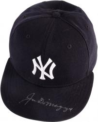 Joe DiMaggio New York Yankees Autographed Pro Model Baseball Cap