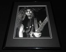 Dimebag Darrell Framed 8x10 Photo Poster Pantera Damageplan