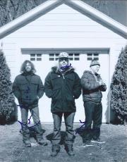Dinosaur Jr Band Signed Autographed 8x10 Photo J Mascis Lou Barlow Murph B