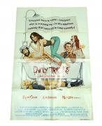 Dirty Tricks One Sheet Theatrical Movie Poster 27x41 Vintage Gould Kate Jackson