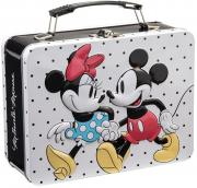 Disney Mickey & Minnie Large Tin Tote