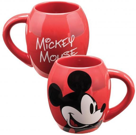 Disney Mickey Mouse 18oz. Oval Mug