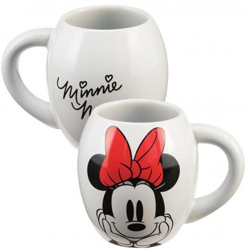 Disney Minnie Mouse 18oz. Oval Mug