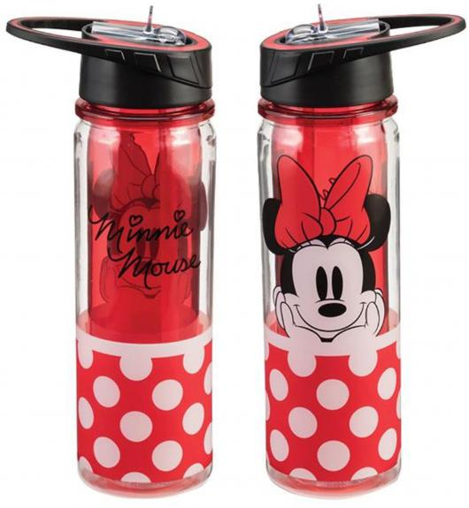 Disney Minnie Mouse 18oz. Tritan Water Bottle
