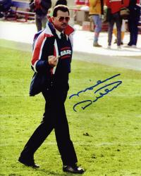 Mike Ditka Chicago Bears Autographed 16'' x 20'' Finger Photograph - Mounted Memories