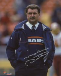 "Mike Ditka Chicago Bears Autographed 8"" x 10"" Photograph"
