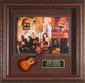 Dixie Chicks Autographed Photo Framed Display