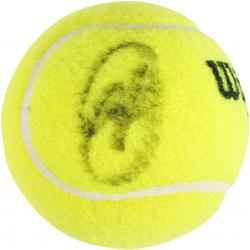 Novak Djokovic Autographed Tennis Ball