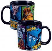 Doctor Who 20oz. Sculpteds Mug