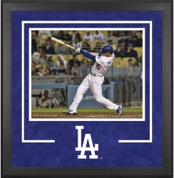 "Los Angeles Dodgers Deluxe 16"" x 20"" Horizontal Photograph Frame"
