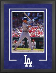 "Los Angeles Dodgers Deluxe 16"" x 20"" Vertical Photograph Frame"