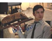 """DOMINIC COOPER as DANNY on TV Series """"AN EDUCATION"""" Signed 10x8 Color Photo"""