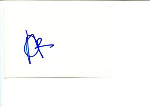 Dominic Keating Star Trek Enterprise Signed Autograph