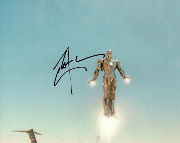 Don Cheadle Signed - Autographed IRON MAN 8x10 inch Photo - Guaranteed to pass BAS