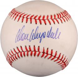 Don Drysdale Autographed Baseball PSA/DNA Authenticated