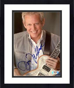 Don Felder Signed 8x10 Photo PSA AI80388 * The Eagles *