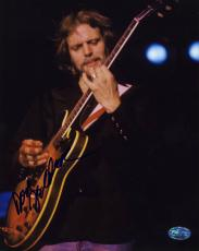 Don Felder SIGNED IN PERSON 8x10 Photo The Eagles PSA/DNA AUTOGRAPHED