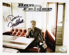 Don Felder The Eagles Autographed Signed 8x10 Photo Certified Authentic JSA COA