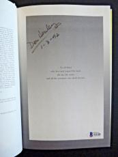 Don Henley The Eagles Heaven Under Feet Signed Autographed Book BAS Certified